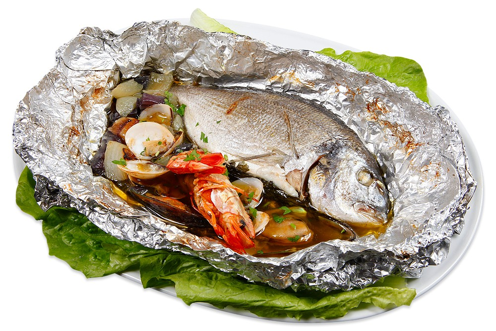 Fisk Papillote