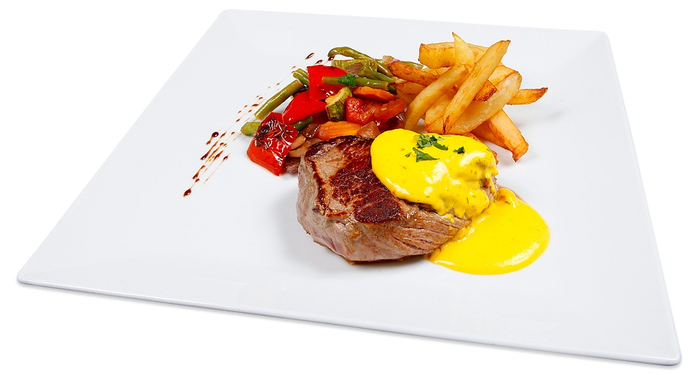 Filesteak mit Sauce Béarnaise